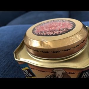 Hershey Other - 1995 Hershey's Vintage Edition #3 Lidded Tin